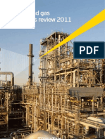 Global Oil and Gas Transactions Review 2011