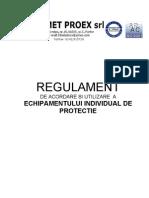 Regulament EIP
