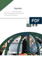 Exporting Hazards Study 100611v5