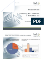 2008-11-05 Charts Bvh E-Commerce PK 08