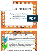 Terapi Seni ( Art Therapy )