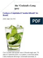 Cocktail e Long drink « peppinomanzi
