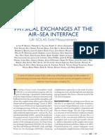 Air–SeSea Interface
