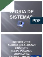 Diapositivas de La Teoria de Sistemas
