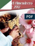 Programa Almendrero 2012 Web