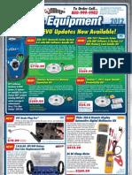 WORLDPAC Tools & Equipment Catalog (1st Quarter 2012)