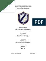 Mi libro de Español – Primera Versión Online  –