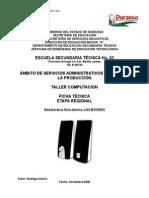 Análisis de Objeto Técnico Las Bocinas