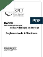 Reglamento Daspu