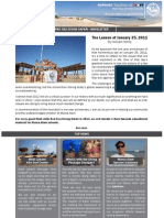 Red Sea Diving Safari Newsletter - January 2012