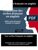 french verbs translated