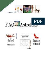 FAQ Astrology!