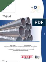Tabela - Aço Tubo - Tubos