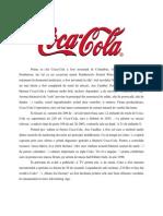 Studiu de Caz Coke