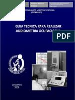 Guia Tecnica Audiometria (GEMO-005)