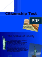 Final Citizenship Test