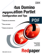 Lotus Domino App Portlet Configuration-redp3917