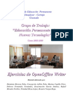 058_Ejerccios de Open Office Writer
