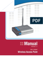 DWL2200AP Manual 110