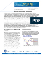 World Economic Outlook Update