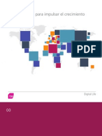 Presentación de resultados del estudio Digital Life (TNS) -EN12