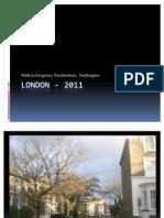 TRIP TO LONDON, 8th & 9th DAY- Walk to Kingston, Twickenham,  Teddington