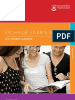Exchange Students 2012 Handbook