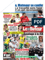 LE BUTEUR PDF du 25/01/2012