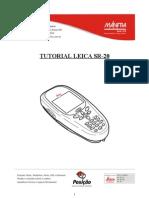 Tutorial GPS Leica SR20
