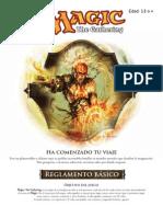SP Magic Basic Rulebook 20090710