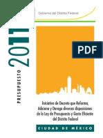 Decreto LPGE 2011