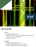 Android Introduzione All Architettura Programmazione Sicurezza-LD2009