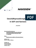 Sap vs Navision