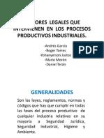 Factores Legales Procesos Productivos