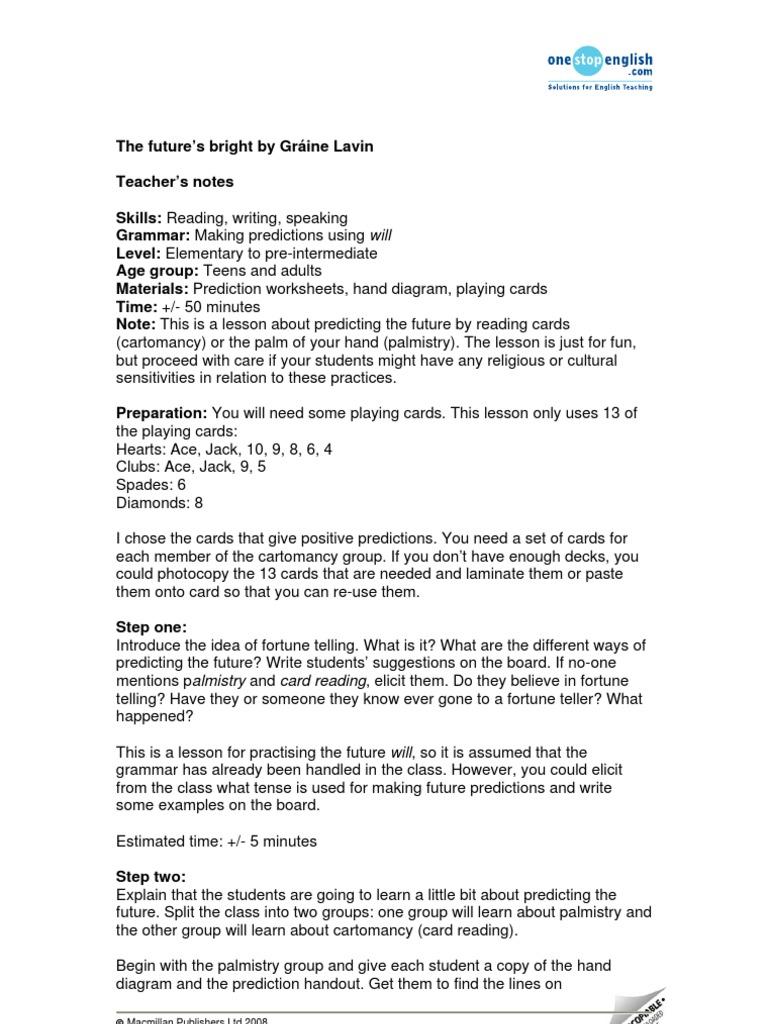 worksheet Prediction Worksheets prediction games playing cards