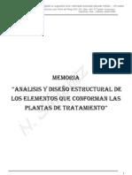 Memoria Calculo Planta Tratamiento Desague S. M. P. (18!12!11)