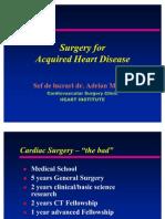 Curs de Chirurgie Cardiaca Pt Studenti