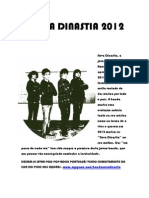 Press Kit_nova Dinastia 2012