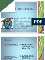 Expo Derecho Procesal Laboral