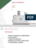 Métodos de Tempo e Movimento - Gustavo Udson