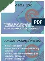 INTRO ISO 9001 - 2000