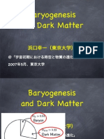 Baryogenesis and Dark Matter