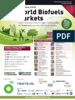 World Biofuels Markets