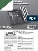 RP255 Manual 18-6411V-B