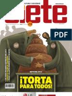 Semanario Siete- Edición 7