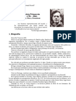 Reporte de Lectura Sobre Witt Gen Stein