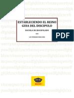 Manual de Discipulos Modulo 1