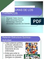 2. Estructura de fármacos