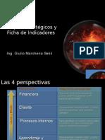 Anexo - Mapas Estratégicos y Ficha de Indicadores