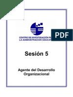 Agendel Del Desarrollo Organizacional